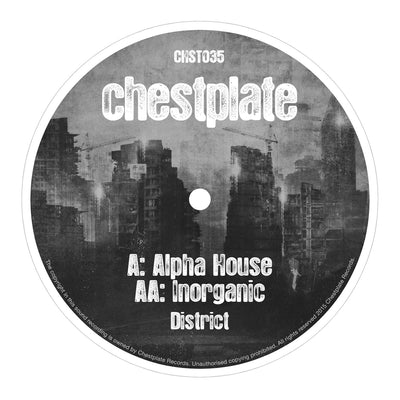 District - Alpha House - Unearthed Sounds