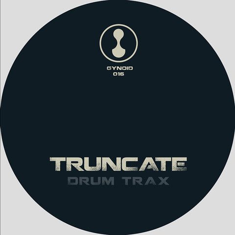 Truncate - Drum Trax [w/ Slam Remix]