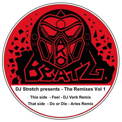 DJ Stretch Presents The Remixes Vol 1 - Unearthed Sounds