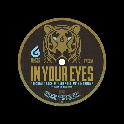 Marina P, Murray Man, Sa Bat' Machines - In Your Eyes / Girl Next Door - Unearthed Sounds, Vinyl, Record Store, Vinyl Records