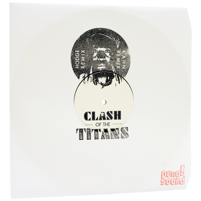 Ishan Sound (ft. Ras Addis) - Clash of the Titans (Kahn & Hodge Remixes) - Unearthed Sounds