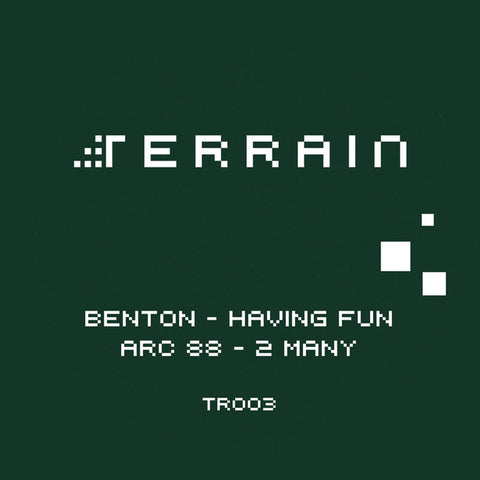 Benton / Arc 88 ‎- Having Fun / 2 Many