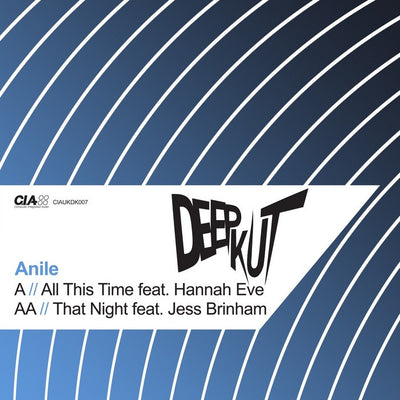 Anile - All This Time / That Night - Unearthed Sounds