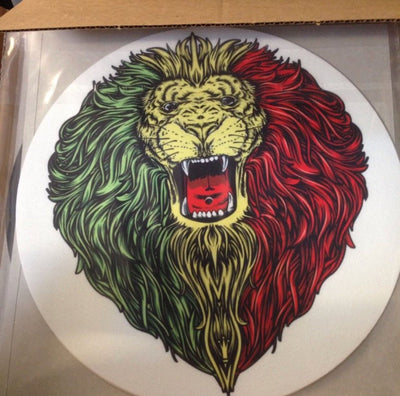 WhoDemSound Lion Slipmat - Unearthed Sounds