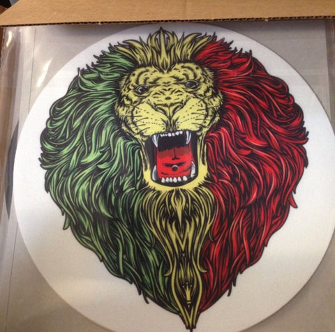 WhoDemSound Lion Slipmat