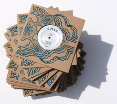 Gulls - Water Creature / Gulls Rhythm Force , Vinyl - Zam Zam Sounds, Unearthed Sounds - 4