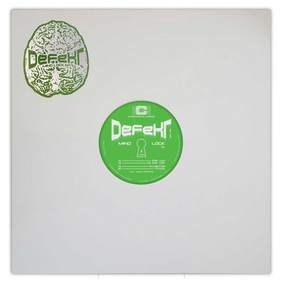 DeFekt ft Jensen Interceptor - Mind Lock EP - Unearthed Sounds