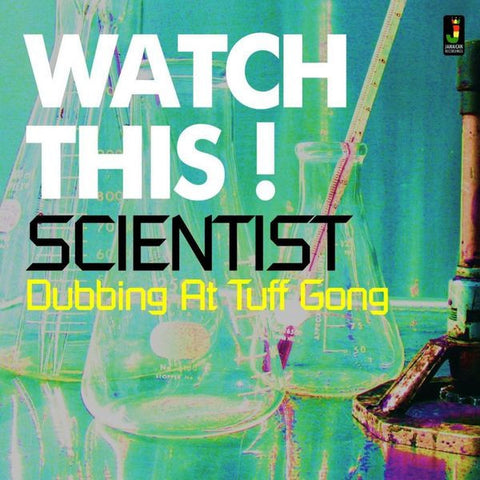 Watch This! Scientist: Dubbing at Tuff Gong