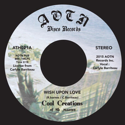 Cool Creations - Wish Upon Love - Unearthed Sounds