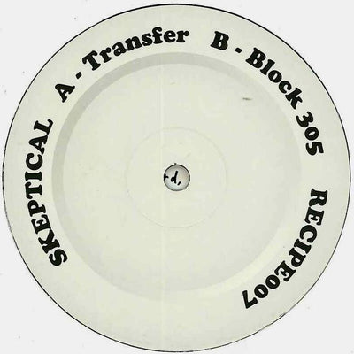 Skeptical 'Transfer / Block 305' - Unearthed Sounds