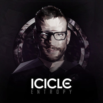 Icicle - Entropy LP - Unearthed Sounds