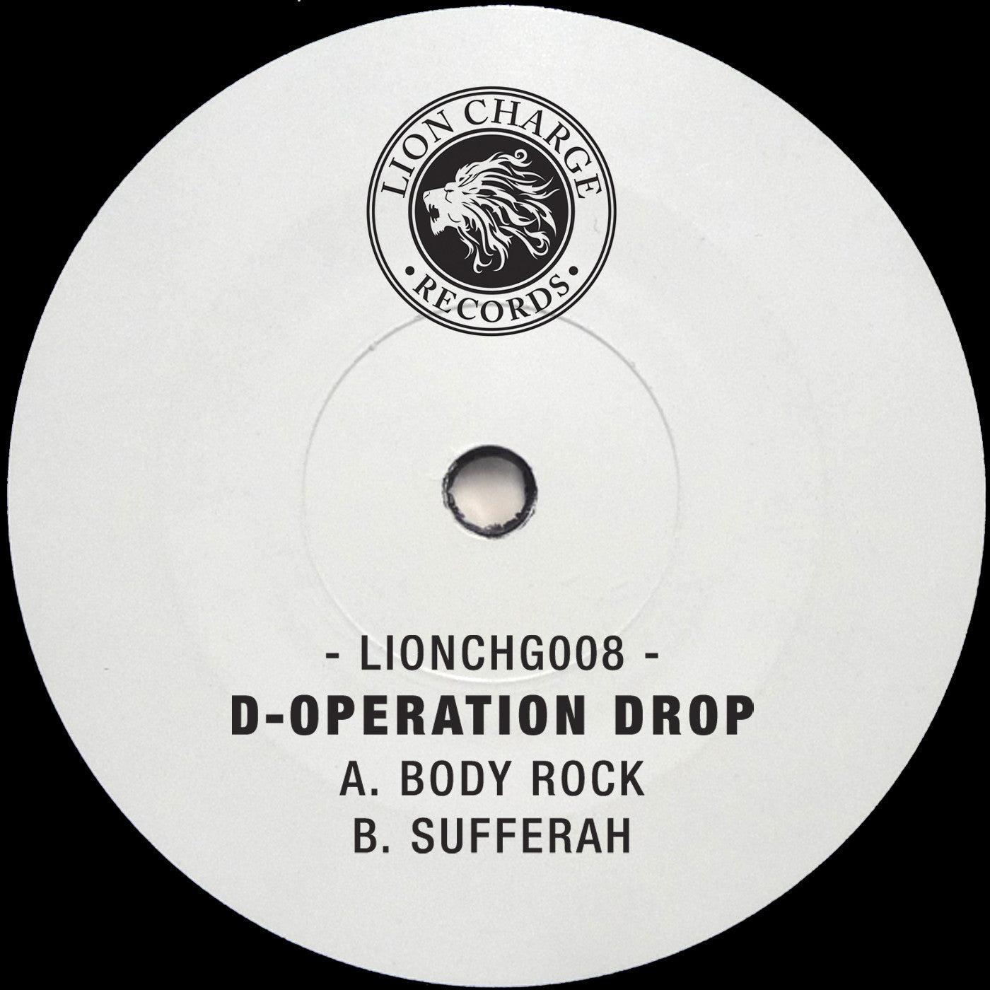 D-Operation Drop - Body Rock / Sufferah - Unearthed Sounds