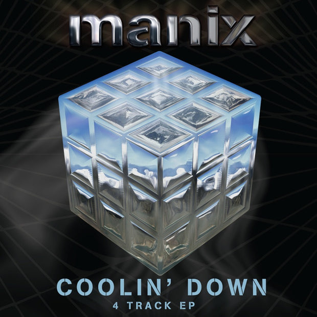 Manix - Coolin' Down EP - Unearthed Sounds