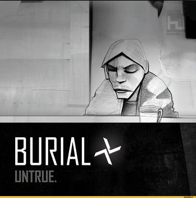 Burial - Untrue - Unearthed Sounds, Vinyl, Record Store, Vinyl Records