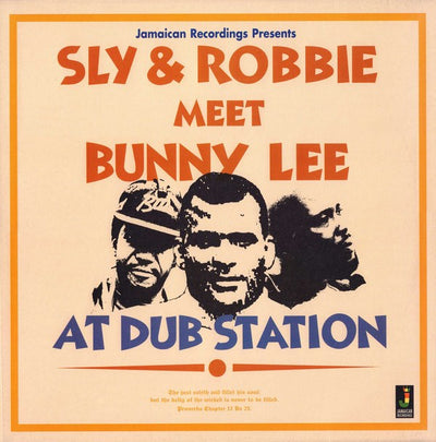 "Sly & Robbie Meet Bunny Lee - At Dub Station [12"" Vinyl LP] - Unearthed Sounds"
