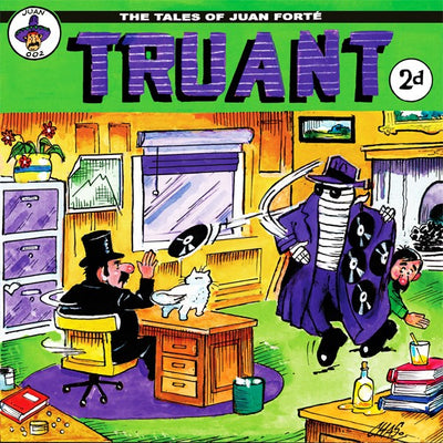 Truant - Clifton / Bushkin - Unearthed Sounds, Vinyl, Record Store, Vinyl Records