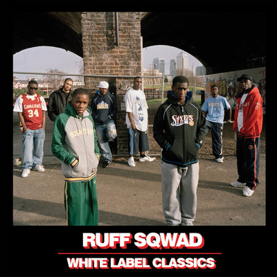 Ruff Sqwad 'White Label Classics CD' - Unearthed Sounds