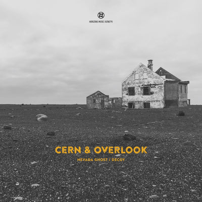 Cern & Overlook - Nevada Ghost / Decoy - Unearthed Sounds