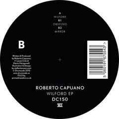 Roberto Capuano - Wilford - Unearthed Sounds