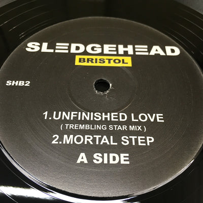 Sledgehead - Unfinished Love - Unearthed Sounds