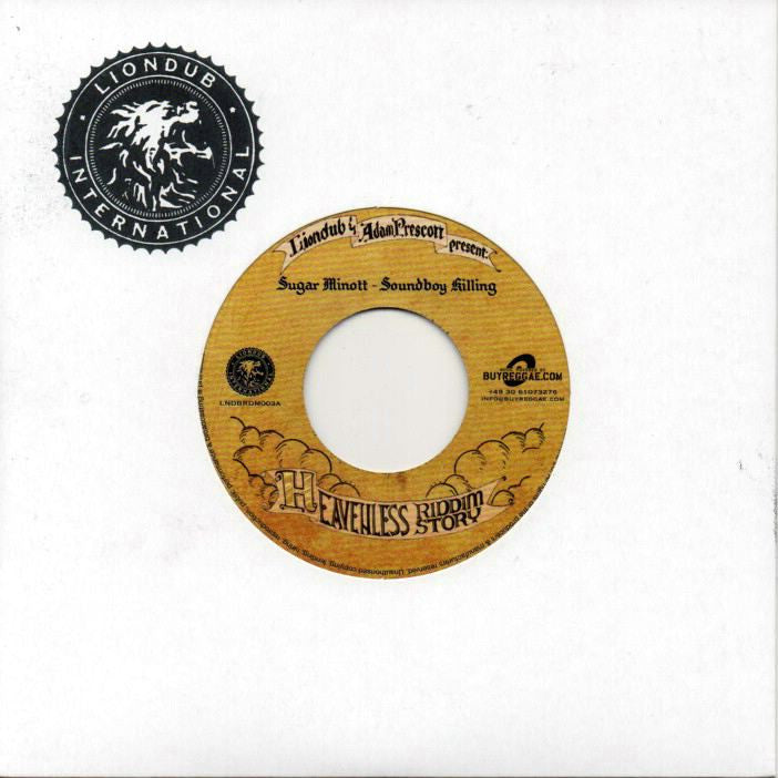 Sugar Minott / Junior Dangerous - Soundboy Killing / Catch A Fire - Unearthed Sounds