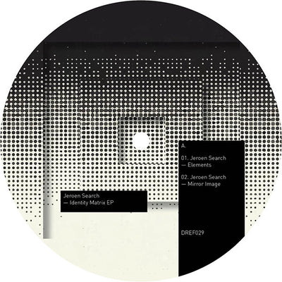 Jeroen Search - Identity Matrix EP - Unearthed Sounds