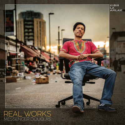Messenger Douglas / Kibir La Amlak - Real Works EP - Unearthed Sounds