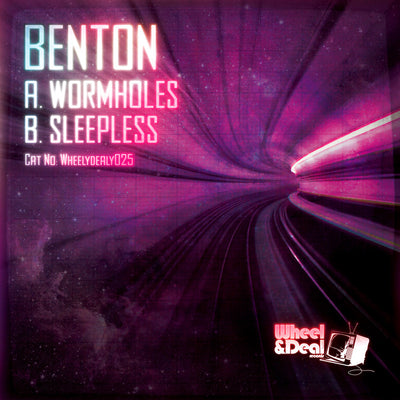 Benton - Wormholes / Sleepless - Unearthed Sounds