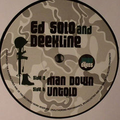 Deekline / Ed Solo - Man Down - Unearthed Sounds