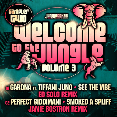 Welcome To The Jungle Volume 3. Sampler 2