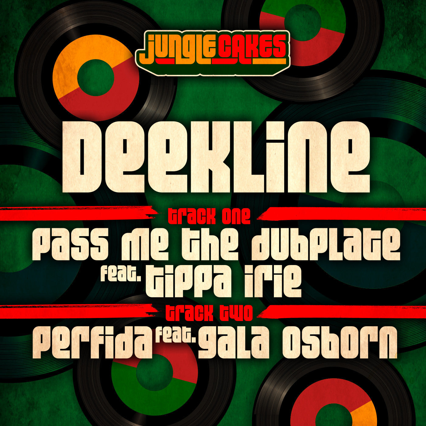 Deekline - Pass Me the Dubplate / Perfida - Unearthed Sounds
