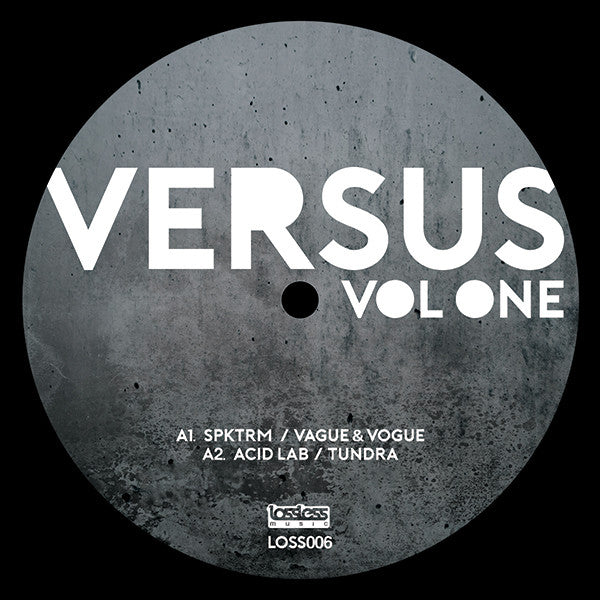 Various Artists - Versus Vol One - Unearthed Sounds