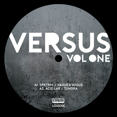 Various Artists - Versus Vol One - Unearthed Sounds, Vinyl, Record Store, Vinyl Records
