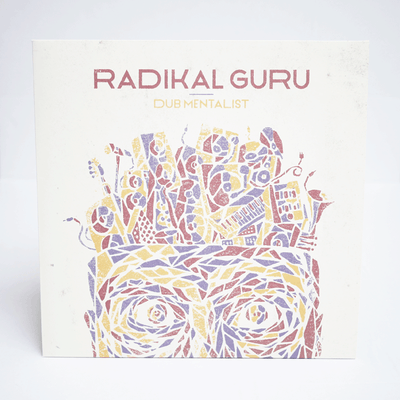 "Radikal Guru - Dub Mentalist [2x12"" 180g Vinyl w/ Download Card] , Vinyl - Moonshine Recordings, Unearthed Sounds - 1"