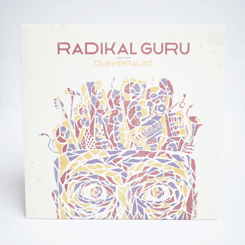 "Radikal Guru - Dub Mentalist [2x12"" 180g Vinyl w/ Download Card]"