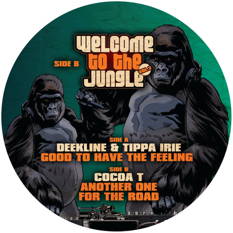 Welcome to the Jungle Vol 2 - Sampler One