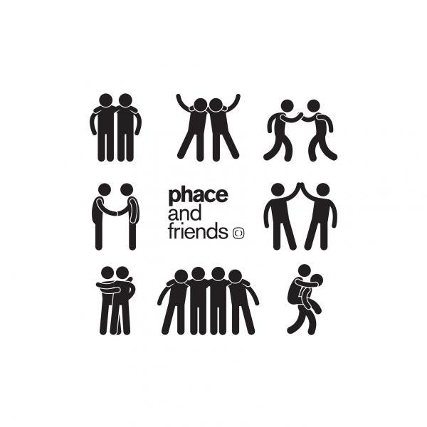 Phace - Phace & Friends EP [w/ Free 320k Mp3's] - Unearthed Sounds