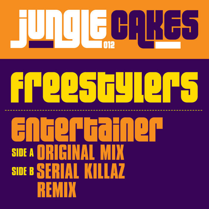 Freestylers - Entertainer - Unearthed Sounds