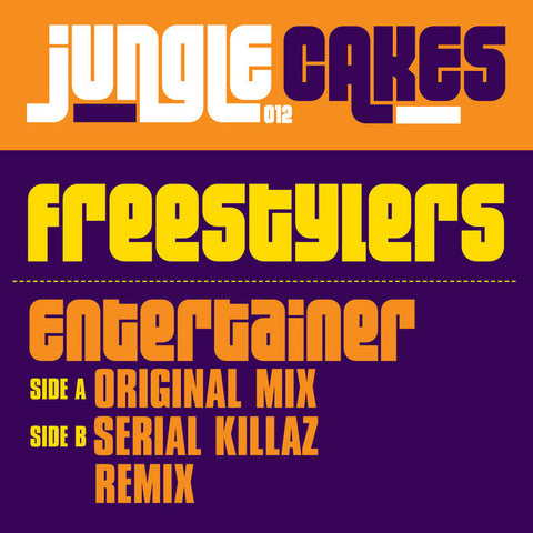 Freestylers - Entertainer