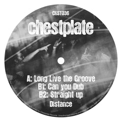 Distance - Long Live the Groove EP - Unearthed Sounds