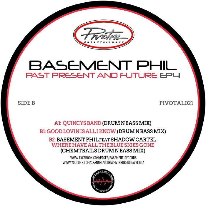 Basement Phil - Past, Present & Future EP 4 - Unearthed Sounds