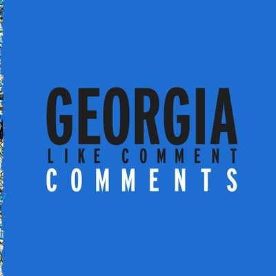 Georgia - Like Comment Comments by Afrikan Sciences, Thomas Bullock, Bryce Hackford & RVNG Intl. - Unearthed Sounds