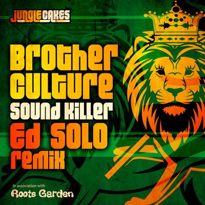 Brother Culture - Sound Killer (Ed Solo Remix) - Unearthed Sounds