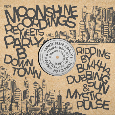 Various Artists - Moonshine Recordings Meets Parly B Downtown