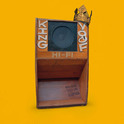 King Yoof – Homage to the King LP , Vinyl - Moonshine recordings, Unearthed Sounds
