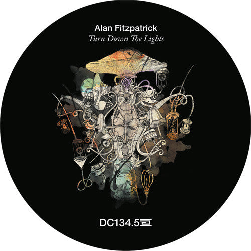 Alan Fitzpatrick - Turn Down the Lights - Unearthed Sounds