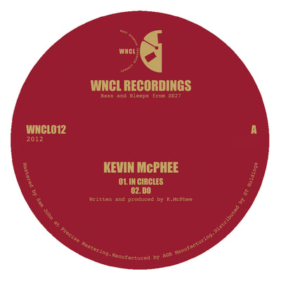 Kevin McPhee - In Circles - Unearthed Sounds