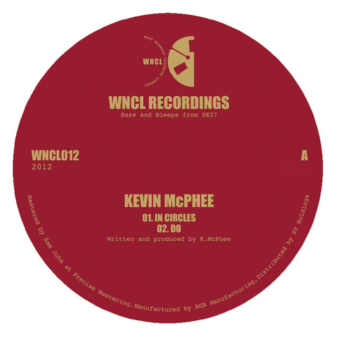 Kevin McPhee - In Circles