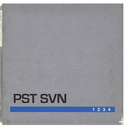 "PST & SVN - Recordings 1 - 4 [2x12"" Vinyl]"