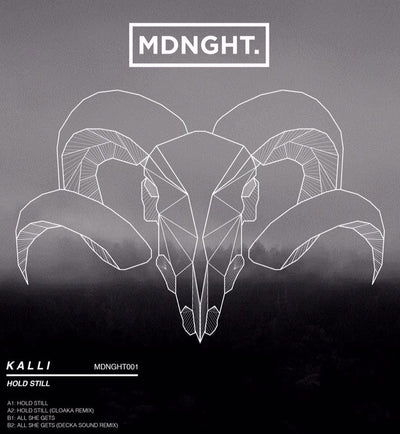 Kalli - Hold Still EP - Unearthed Sounds